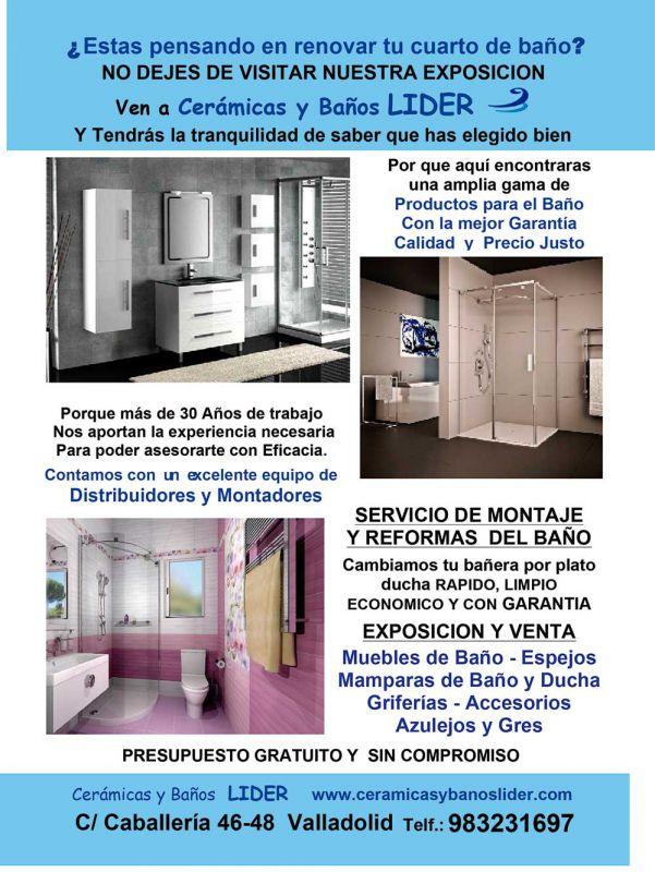 Muebles Baño Valladolid : Ofertas de muebles baño en valladolid cerámicas y